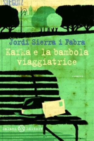 copertina Kafka e la bambola viaggiatrice