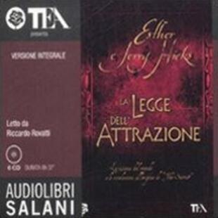 copertina La legge dell'attrazione 6CD