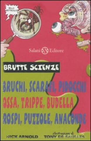 copertina Brutte scienze
