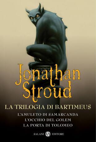 copertina La trilogia di Bartimeus