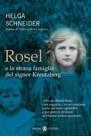 copertina Rosel e la strana famiglia del signor Kreutzberg