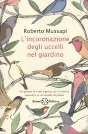 copertina L'incoronazione degli uccelli nel giardino
