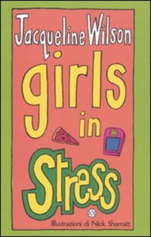 copertina Girls in stress