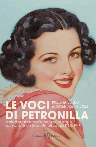 copertina Le voci di Petronilla
