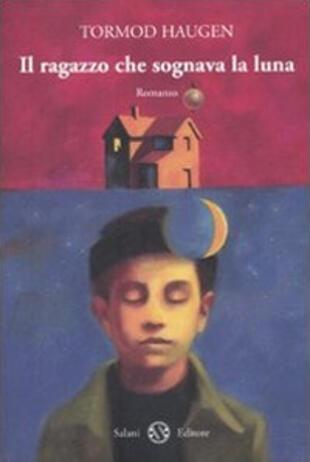 copertina Il ragazzo che sognava la luna