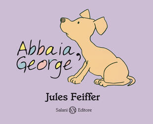 copertina Abbaia, George