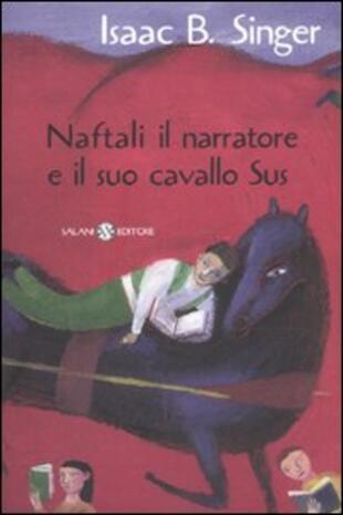 copertina Naftali il narratore e il suo cavallo Sus