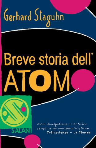 copertina Breve storia dell'atomo