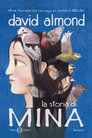 copertina La storia di Mina