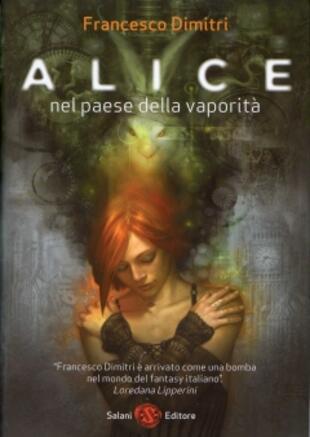 copertina Alice nel paese della vaporità