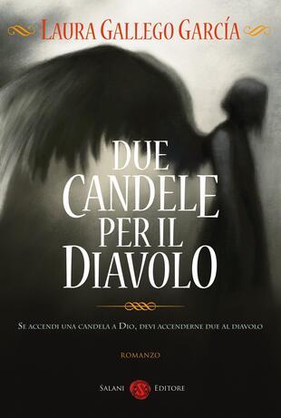 copertina Due candele per il diavolo