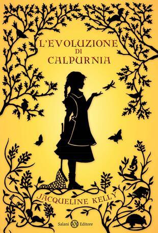 copertina L'evoluzione di Calpurnia