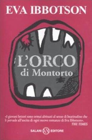 copertina L'orco di Montorto