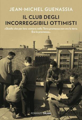 copertina Il club degli incorreggibili ottimisti