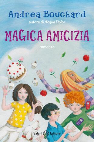 copertina Magica amicizia