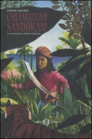 copertina Chiamatemi Sandokan!