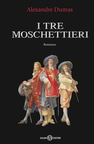 copertina I tre moschettieri