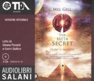 copertina The meta secret 6CD