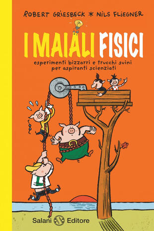 copertina I maiali fisici