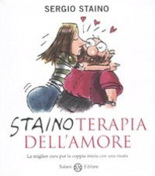 copertina Stainoterapia dell'amore