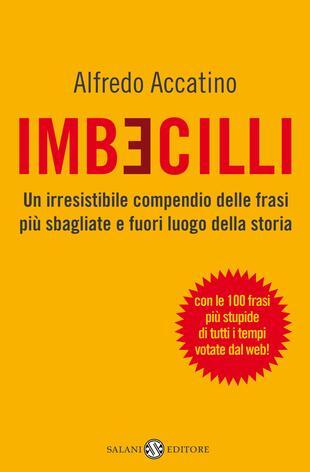 copertina Imbecilli