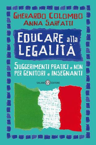 copertina Educare alla legalità