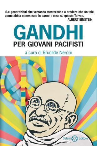 copertina Gandhi per giovani pacifisti