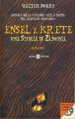 copertina Ensel e Krete