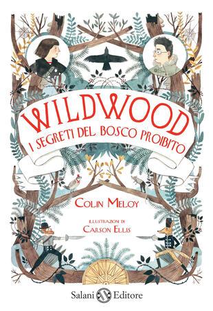 copertina Wildwood