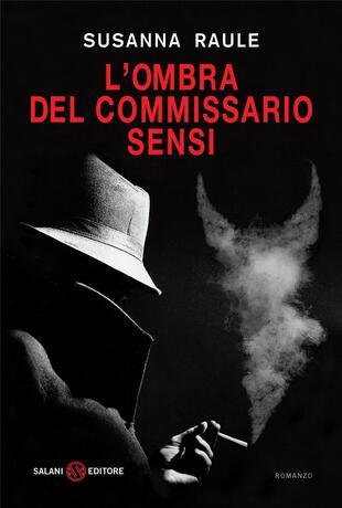 copertina L'ombra del commissario Sensi