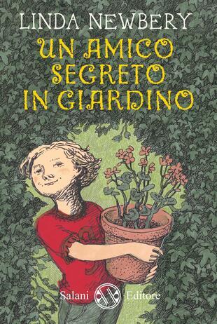 copertina Un amico segreto in giardino
