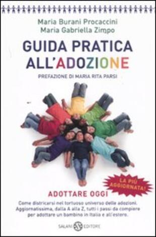 copertina Guida pratica all'adozione
