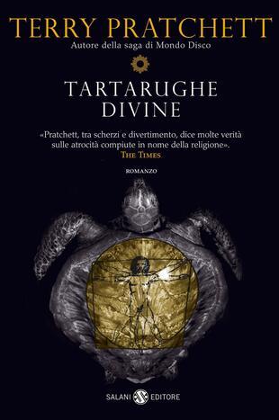 copertina Tartarughe divine