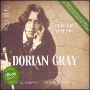 copertina Dorian Gray 4CD