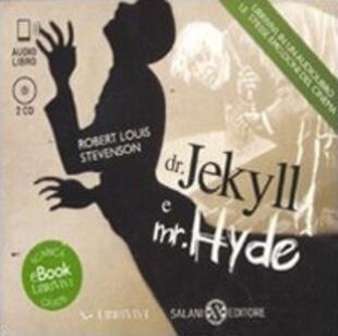 copertina Lo strano caso del dottor Jekyll e del signor Hyde 2CD