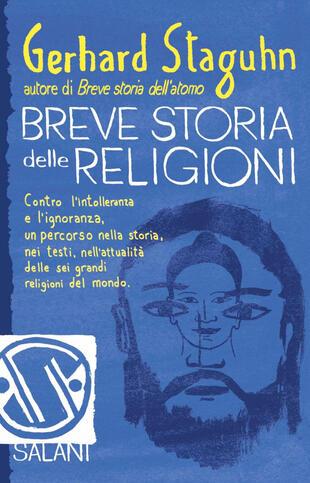 copertina Breve storia delle religioni