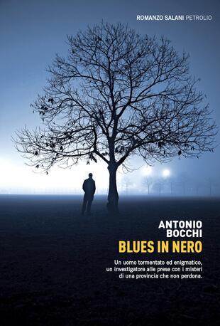 copertina Blues in nero