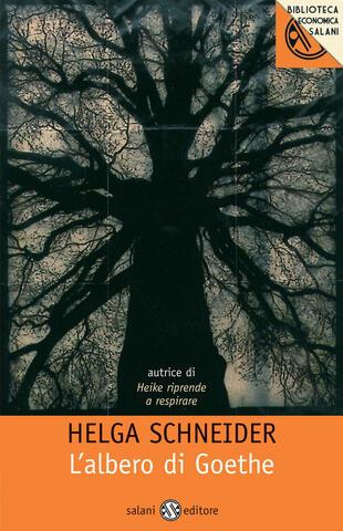 copertina L'albero di Goethe