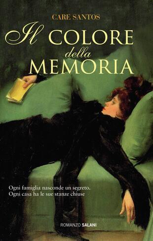 copertina Il colore della memoria
