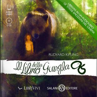 copertina Il libro della giungla 2CD