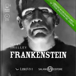 copertina Frankenstein 4CD