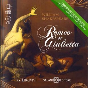 copertina Romeo e Giulietta 2CD