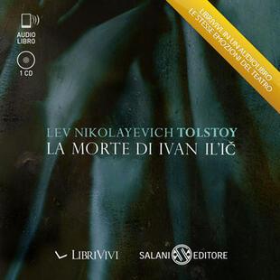 copertina La morte di Ivan Il'ic 1CD
