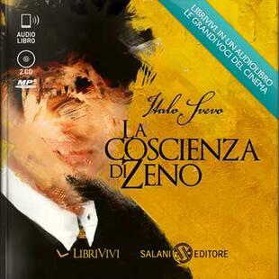 copertina La coscienza di Zeno 2CD
