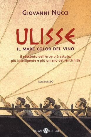 copertina Ulisse. Il mare color del vino