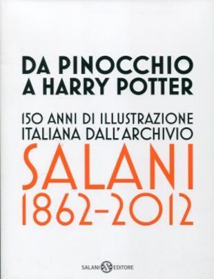 copertina Da Pinocchio a Harry Potter