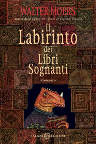 copertina Il labirinto dei libri sognanti