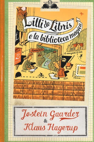 copertina Lilli de Libris e la biblioteca magica
