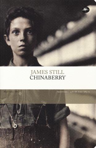 copertina Chinaberry