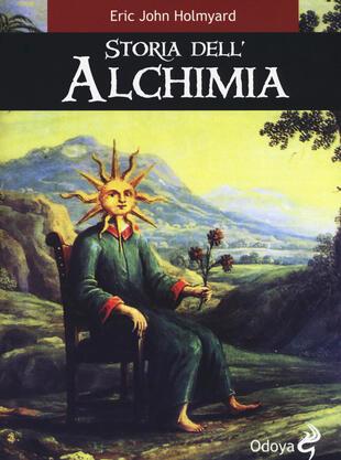 copertina Storia dell'alchimia